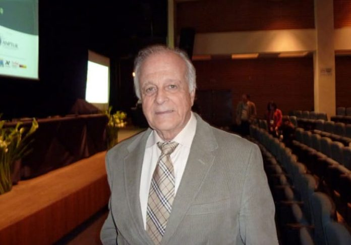Prof. Gabriel Mário Rodrigues - Foto: arquivo / DT