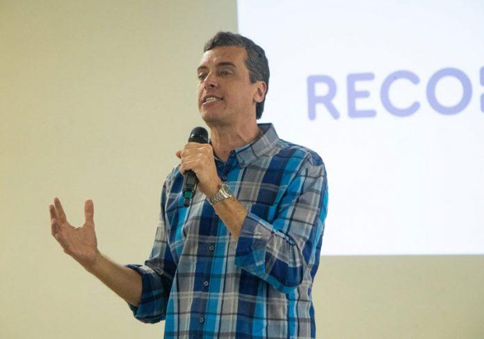 Rodrigo Baggio da Recode - Foto: divulgação