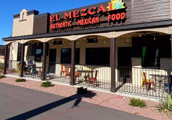 Foto: Tex-Mex El Mezcal