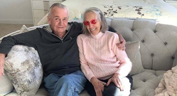 Dennis e Diane Reynolds - Foto: arquivo pessoal
