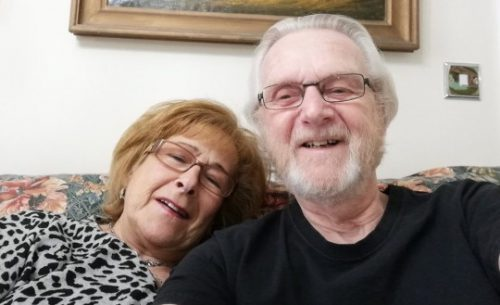 Sharon e Peter - Foto: PA Real Life