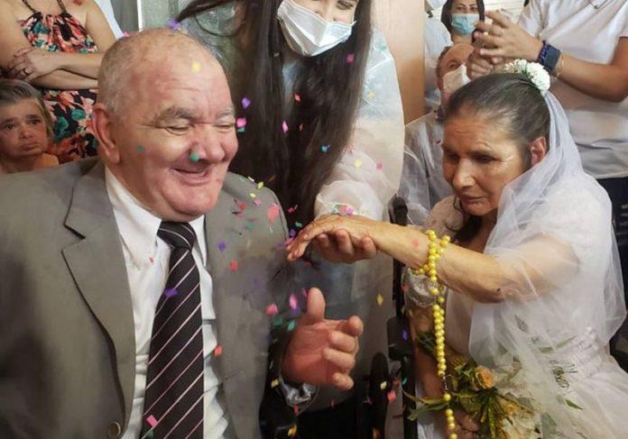 Casamento de Geraldo e Neide - Foto: Cristiane Leite/Divulgação