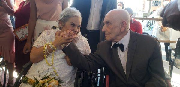 Casamento de Neide e Rodrigo - Foto: Cristiane Leite/TV Globo