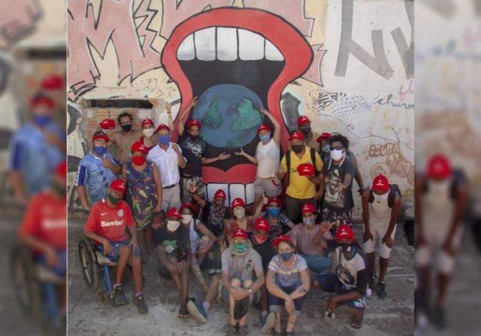 Jornal Boca de Rua - Foto: reprodução / Facebook