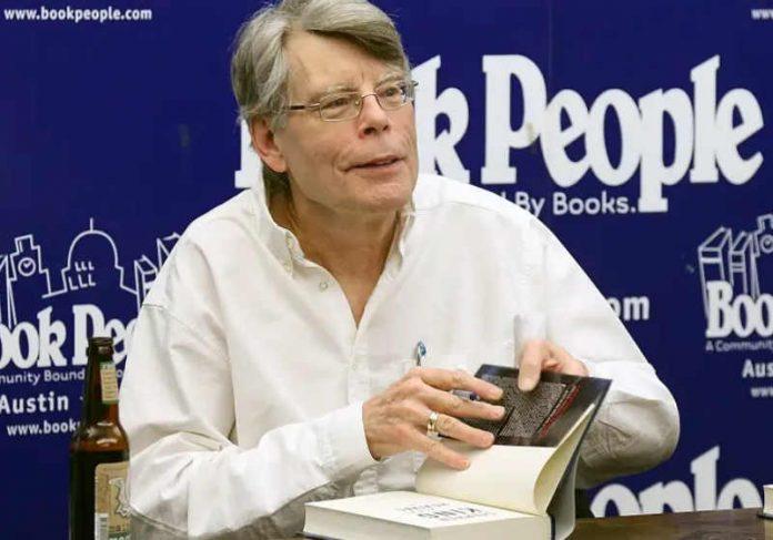 O mestre do suspense Stephen King Foto: Divulgação