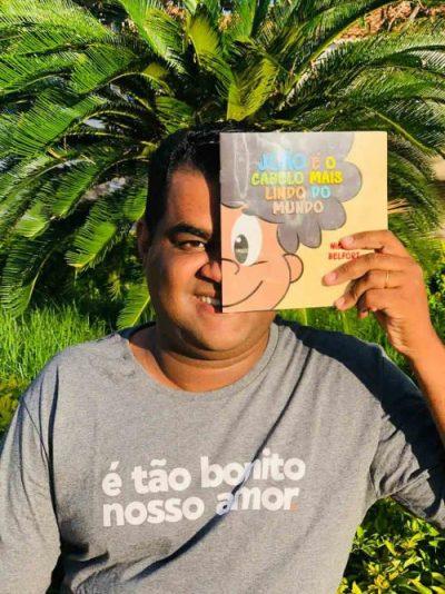 Nicácio Belfort, escritor - Foto: Júnior Carvalho