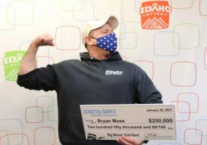 Foto: Loteria de Idaho/Divulgação