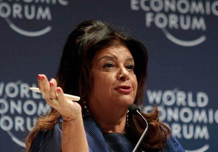Luiza Trajano, dona do Magalu - Foto: Patricia Monteiro / Bloomberg