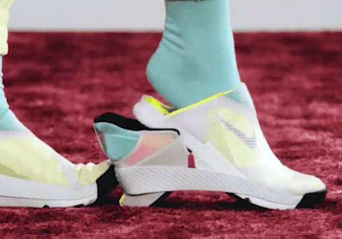 Nike Go FlyEase, calça sozinho - Foto: divulgação