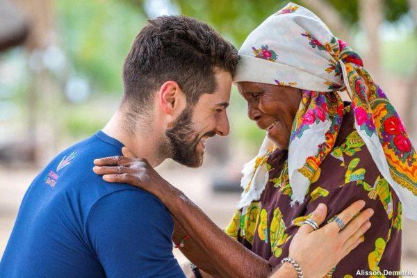 Alok entregou R$ 6 milhões para a ONG Fraternidade Sem Fronteiras - Foto: reprodução ONG Fraternidade Sem Fronteiras