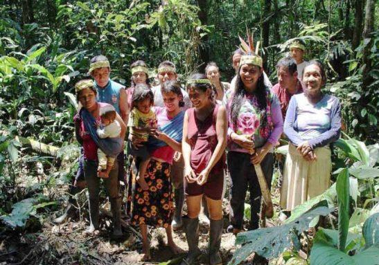 A Associação das Mulheres Sapara existe desde 2009 - Foto: One Tree Planted