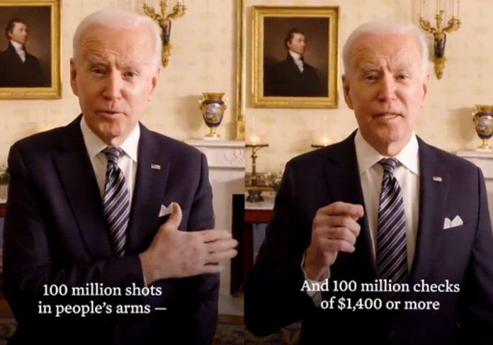 Joe Biden fez o anúncio no Instagram - Fotos: reprodução / @potus