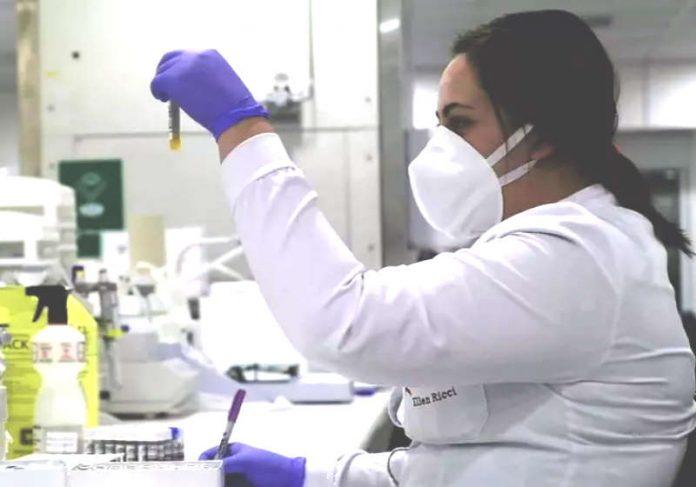 A Butanvac está sendo desenvolvida no laboratório do I.B. Foto: reprodução CNN