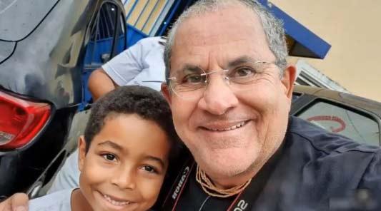 Flavio Rezende, fundador da Casa do Bem - Foto: reprodução / Instagram