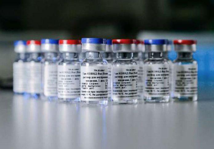 Doses da vacina russa Sputnik V - Foto: União Química/Divulgação