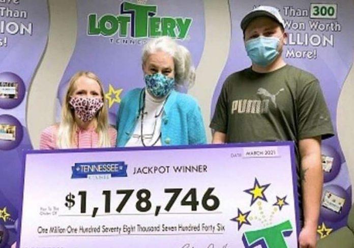 Foto: Nick Slatten / Tennessee Education Lottery