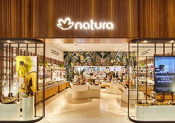 Loja conceito da Natura, 1ª colocada no ranking - Foto: Ilana Bessler