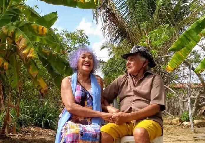 Antonia e Olavo casados 63 anos depois - Foto: arquivo pessoal