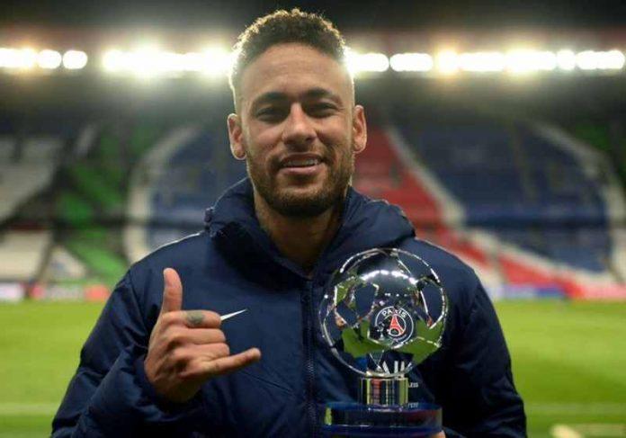 Neymar Jr., do PSG - Foto: reprodução / Instagram