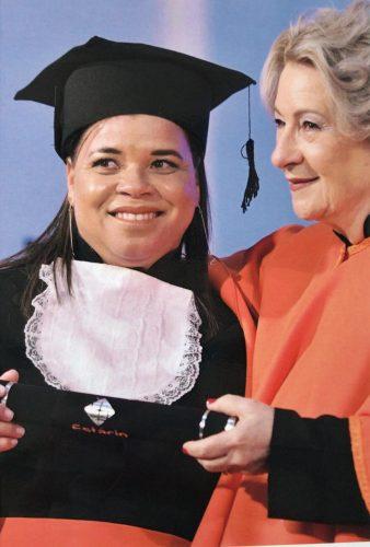 Filha de agricultores, Vitória sempre sonhou com um diploma e conseguiu - Foto: Agência Educa Mais Brasil