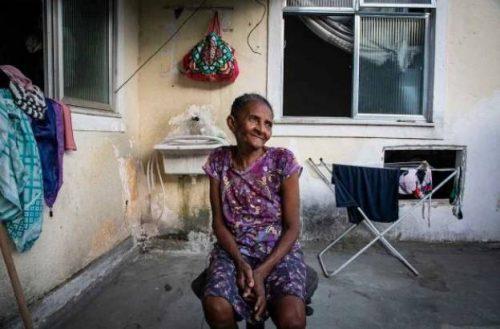 Dona Sonia, 63 anos - Foto: Aline Massuca / Metrópoles