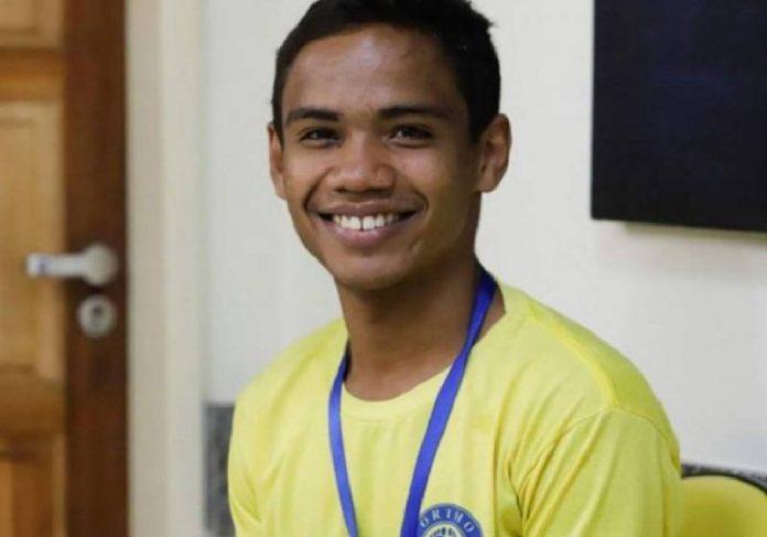 Davi estudou com livros do lixo e passou na UFPE - Foto: arquivo pessoal