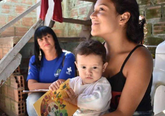 O sonho de Telma de acabar com a desnutrição no Brasil - Foto: divulgação