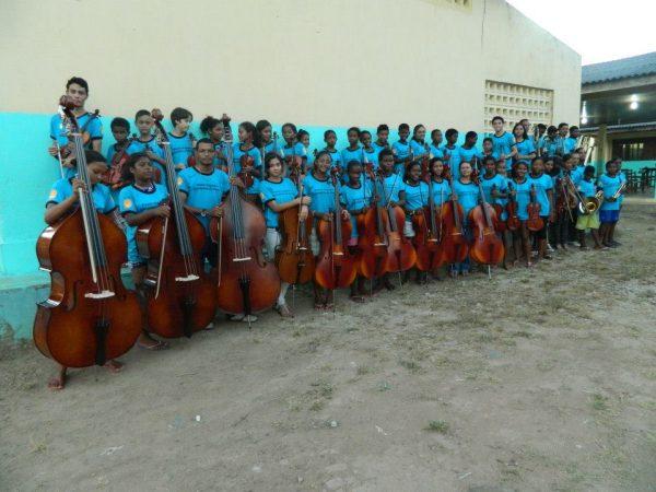 Jovens da Associação Essência - Foto: divulgação