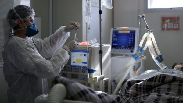 Cirurgia durou 18 horas e envolveu uma equipe multidisciplinar com mais de 50 especialistas. - Foto: Reuters