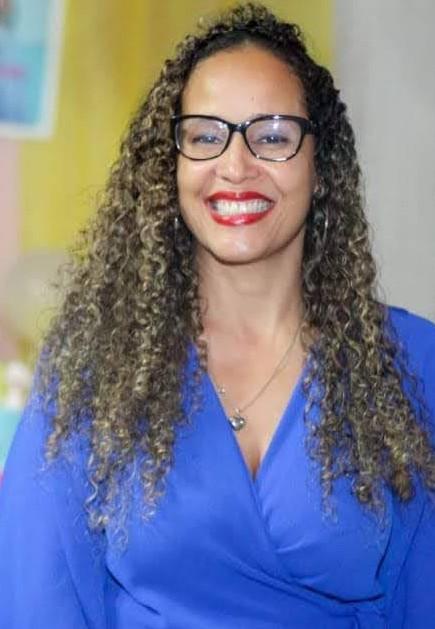 A professora Sirley Souza - Foto: arquivo pessoal