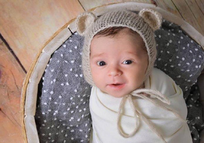 Enrico nasceu com anticorpos após a mãe ser vacinada na gravidez - Foto: arquivo pessoal