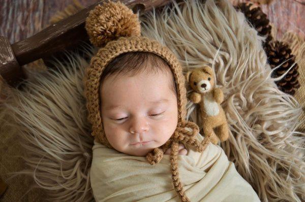 Enrico dormindo em casa - Foto: arquivo pessoal
