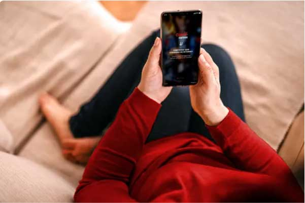 Cursos pelo celular. - Foto: divulgação