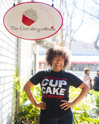 Início da The Cupcake Collection , em Nashville. - Foto: reprodução Instagram
