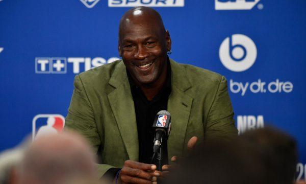 Michael Jordan - Foto: Divulgação/NBA