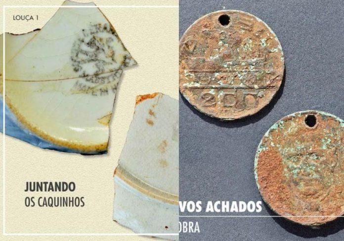 As peças históricas encontradas no Museu do Ipiranga serão averiguadas e divulgadas posteriormente. - Foto: Scientia Consultoria Científica