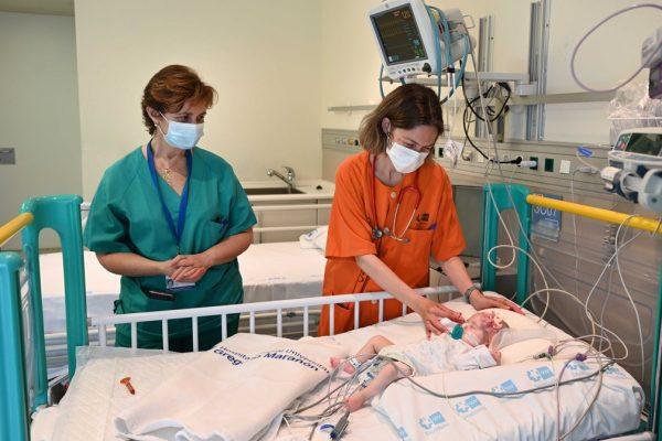 Foto: Hospital Gregorio Marañón