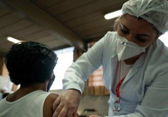 Vacinação em Serrana foi concluída em abril - Foto: divulgação / Instituto Butantan