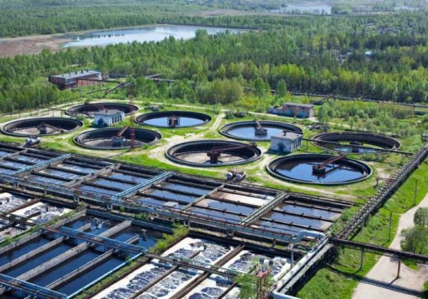 Material inativa bactérias na água em redes de tratamento. Foto: reprodução