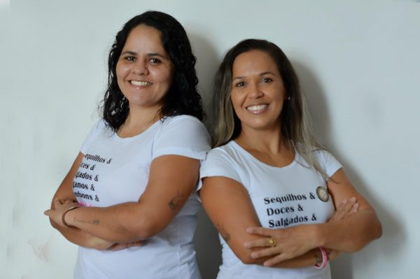 Vanessa e Priscila, do Lindah Sequilhos - Foto: divulgação