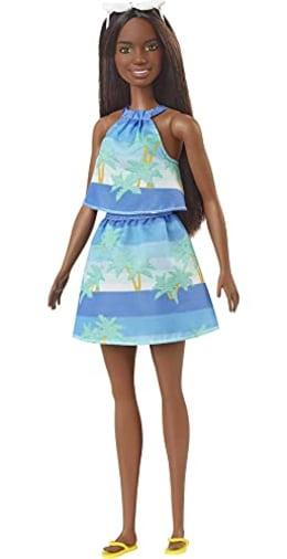 Barbie Ocean Print Top - Foto: divulgação