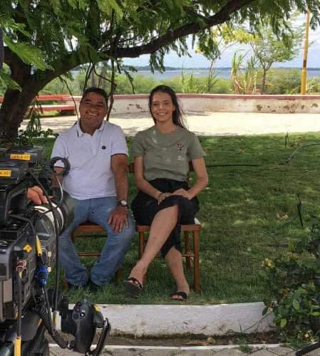 Beto e Maísa - Foto: arquivo pessoal