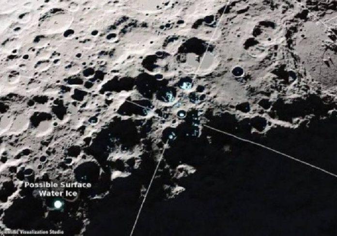 O Brasil assinou acordo com a Nasa para enviar a 1ª mulher à Lua em 2024 -Foto: reprodução / Nasa