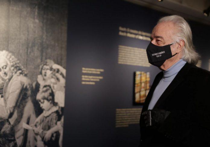 Exposição comemora os 80 anos do maestro João Carlos Martins - Foto: Karim Khan / FIESP / Divulgação