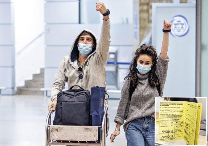Israel volta com o turismo, mas com algumas restrições para os estrangeiros. - Foto: Jack Guez/AFP
