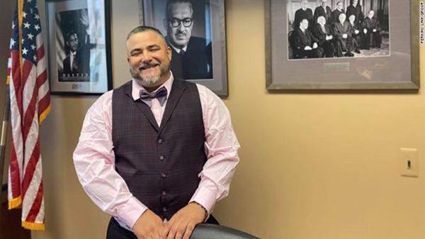 Edward, o novo advogado da região - Foto: Perkins Law Group / CNN