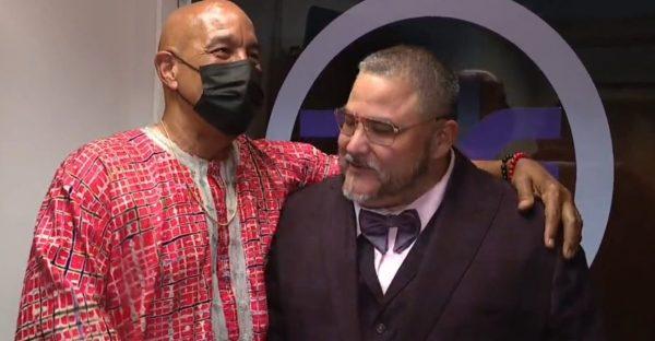 O novo advogado e o juiz que o ajudou - Foto: Perkins Law Group / CNN