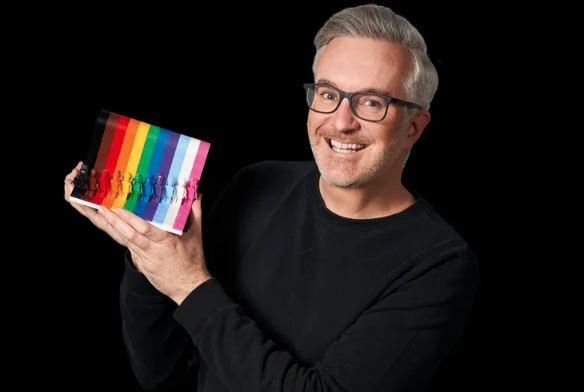 Matthew Ashton, vice-presidente de design do grupo LEGO - Foto: LEGO