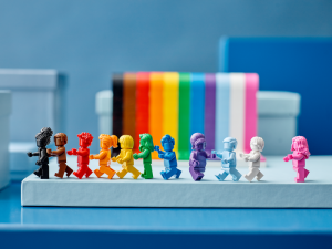 """Coleção """"Todo Mundo é Incrível"""" , da LEGO - Foto: reprodução LEGO"""