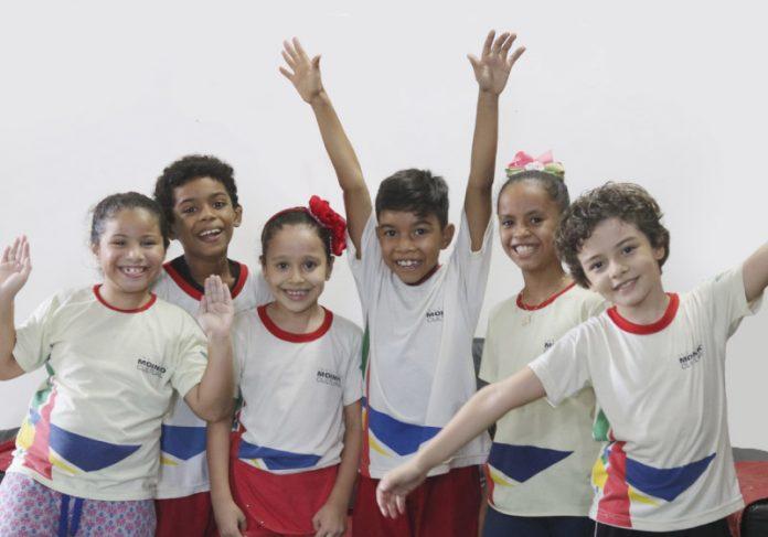 A ONG Moinhos Cultural já ajudou mais de 23 mil crianças e jovens. - Foto: divulgação